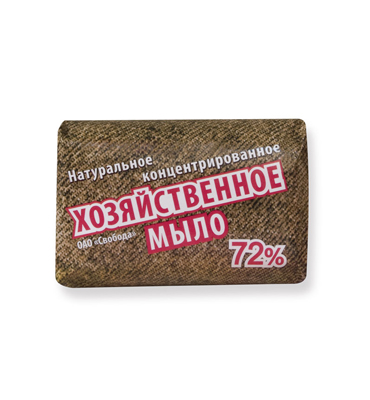 "Soap ""Xazaistvennoe 72%"""