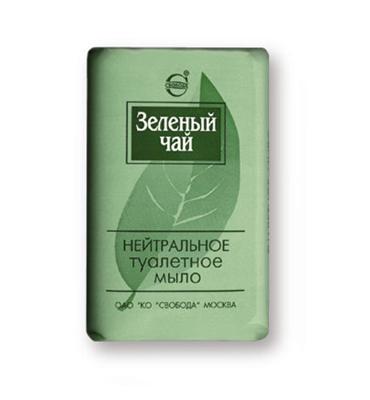 Туалетное мыло «Зеленый чай»