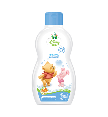 "Shampoo for children ""Disney Baby"" with Calendula"