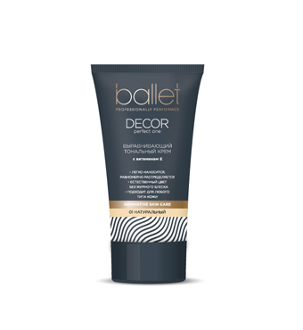 "Tonal Cream ""Ballet 2000"" Natural"