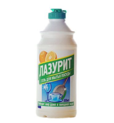 "Dishwashing detergent ""Lazurit"" with grapefruit"