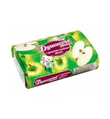 """საპონი """"დუშისტოე"""" მწვანე ვაშლი"""