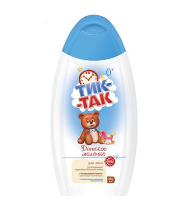 საბავშვო რძე ტიკ-ტაკი