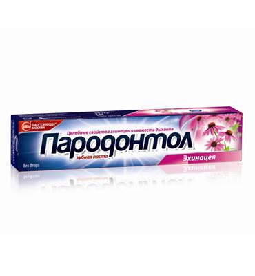 "Toothpaste ""Parodontol"" Echinacea"