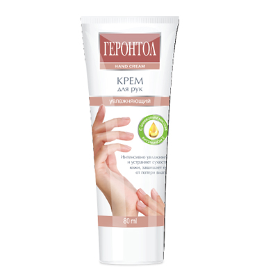 "Hand cream ""Gerontol"""