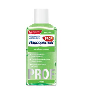 "Rinse ""Parodontol PROF"" Healing Herbs"
