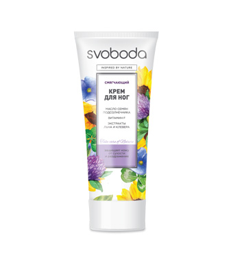 Foot Cream SVOBODA soothing