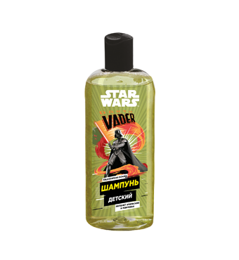 Shampoo STAR WARS children