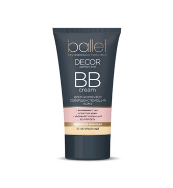 "BB creams ""Ballet"" DECOR"