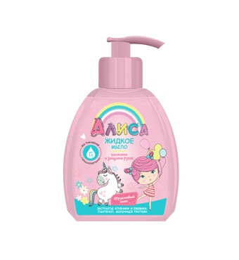 "Liquid soap ""Alice"""